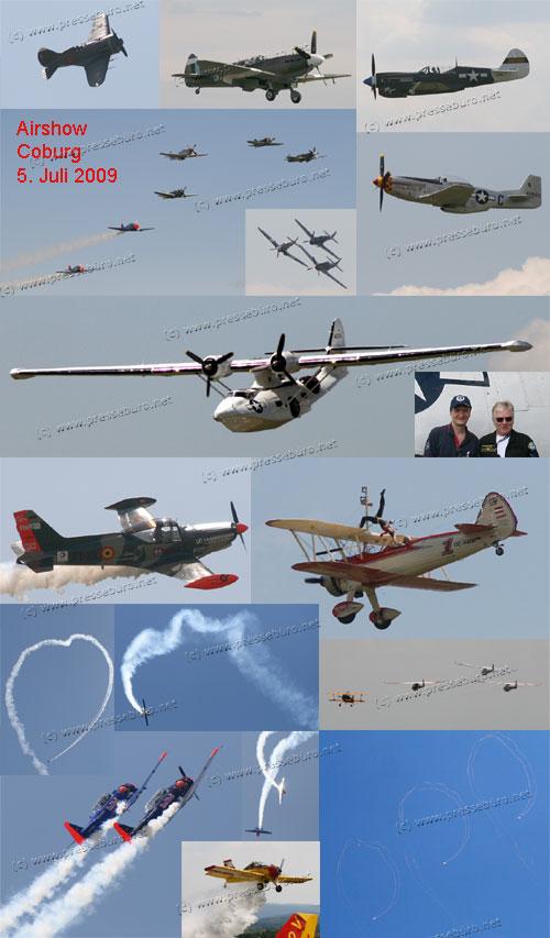 Airshow Coburg