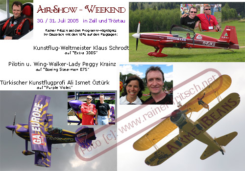 Airshow Weekend VIPs