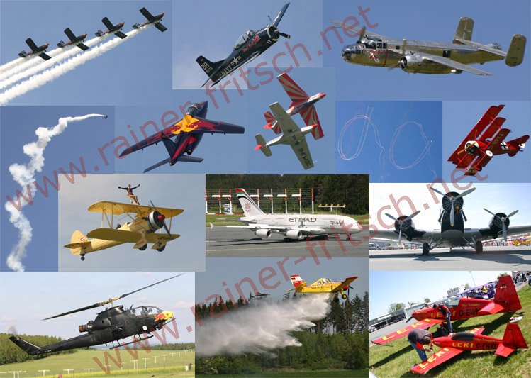 Hof Airshow 2007